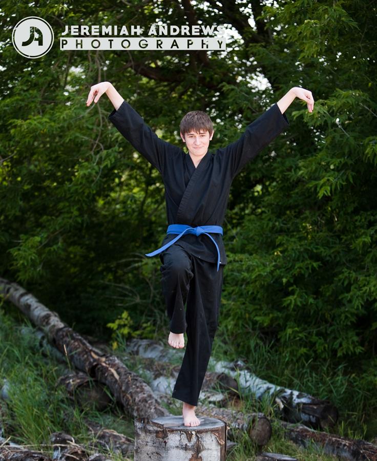 karate senior